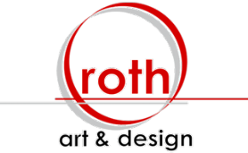 Logo Roth Art &  Design